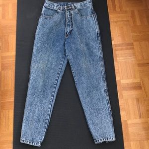 🌟Vintage🌟 high waisted mom jeans size 25